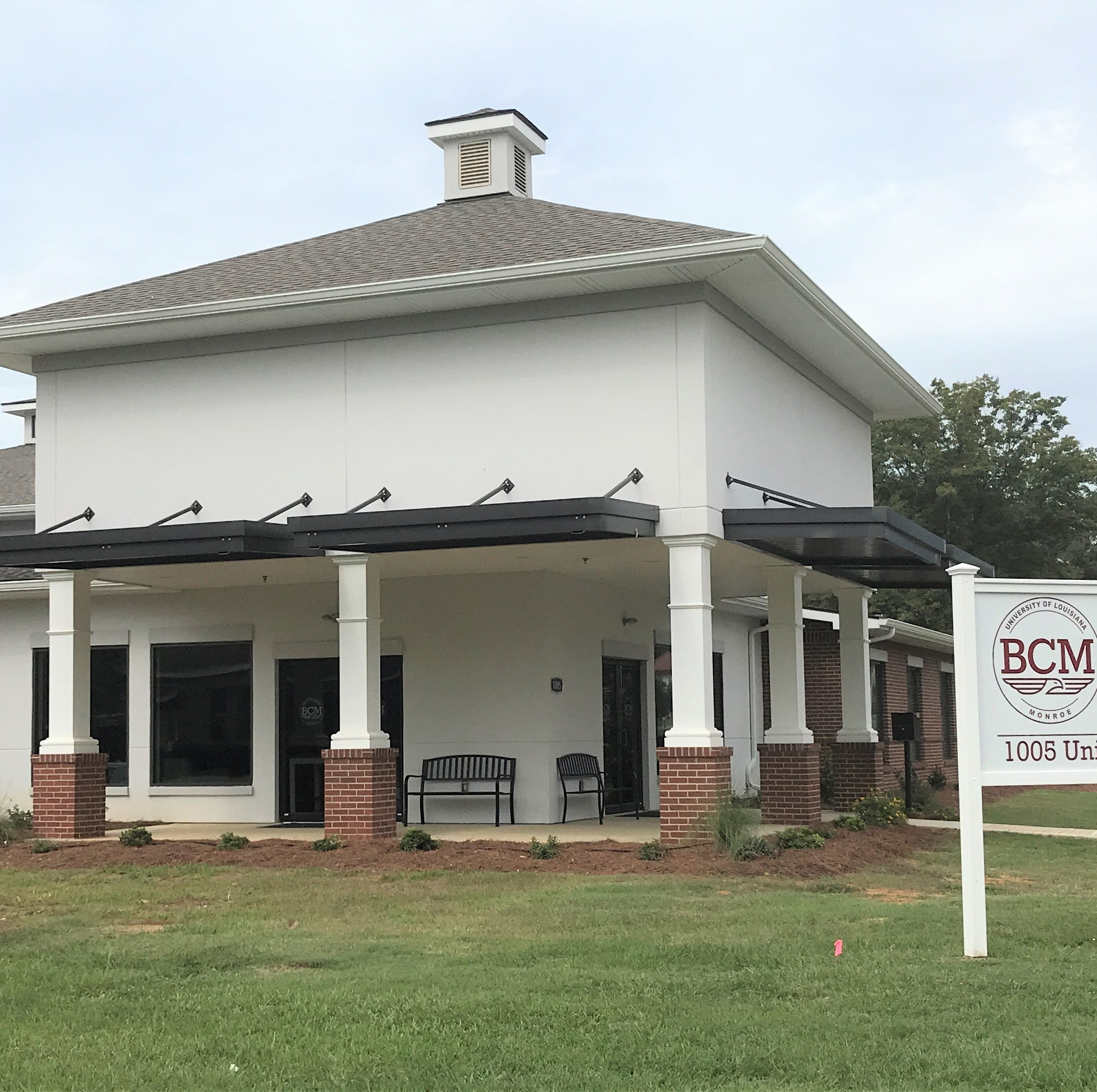 Baptist Collegiate Ministries has finally moved into its new building at the University of Louisiana Monroe.  BCM has operated without a building since its previous facility was demolished three years ago.