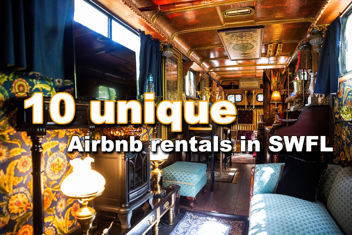 Video: 10 unique Airbnb rentals in Southwest Florida