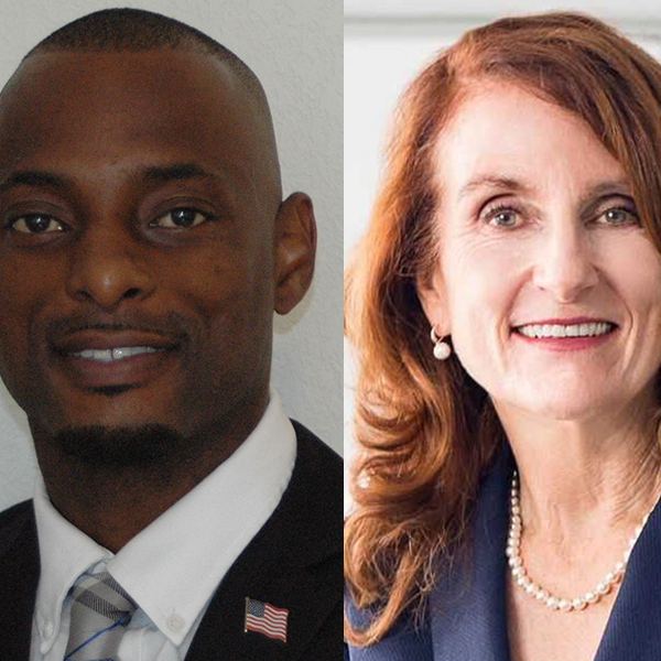 Democrat Gary Petit-Dor facing Penny Taylor in lopsided race for Collier Commission