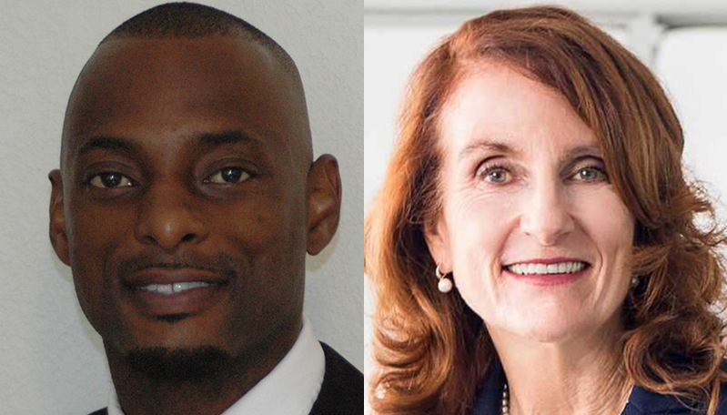 Democrat Petit-Dor facing Taylor in lopsided race for Collier Commission