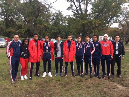 Xc Passaic Hs Boys County Champs