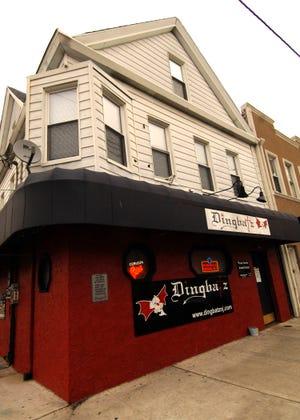 Dingbatz on Van Houten Avenue in Clifton