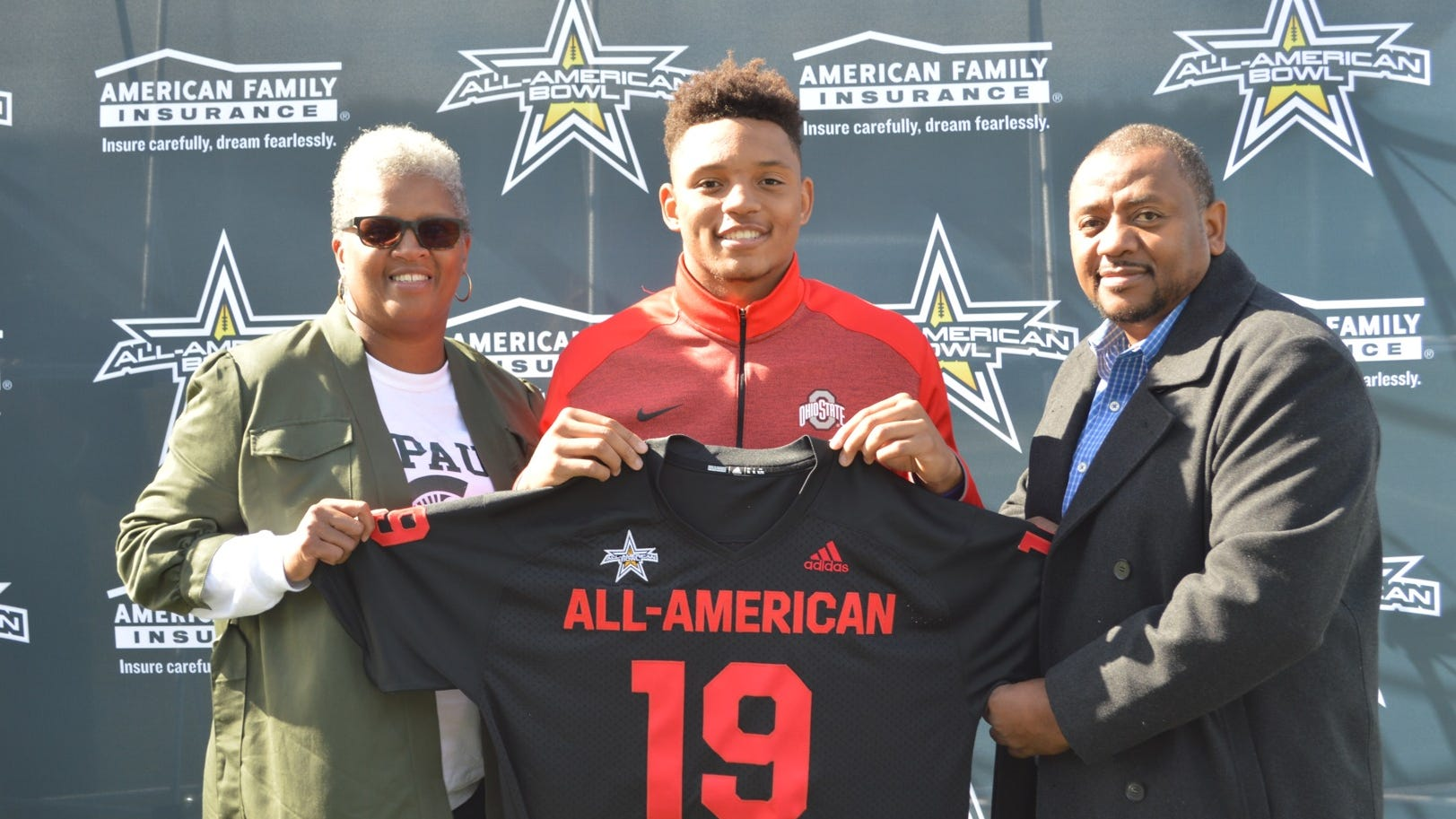 DePaul's Ronnie Hickman was recognized as a High School All-American on Friday afternoon.