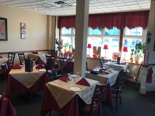 Monica's Restaurant in Pompton Lakes is accepting bitcoin and litecoin as a way to lure in new customers.