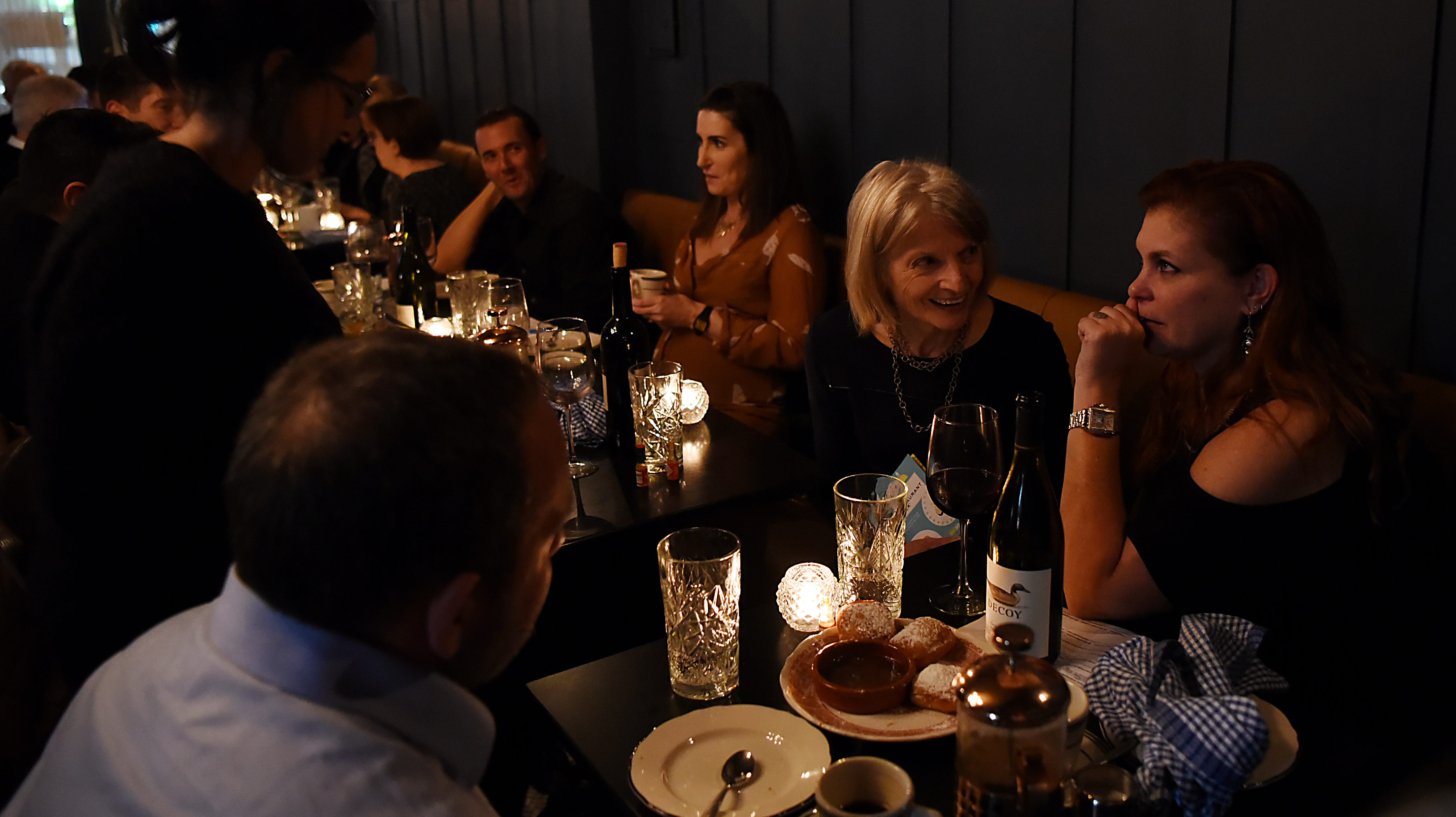 On Thursday an intimate group of food-lovers gathered at the recently opened No. 12 in Ridgewood for North Jersey Eat's first-ever Dinner with Esther.