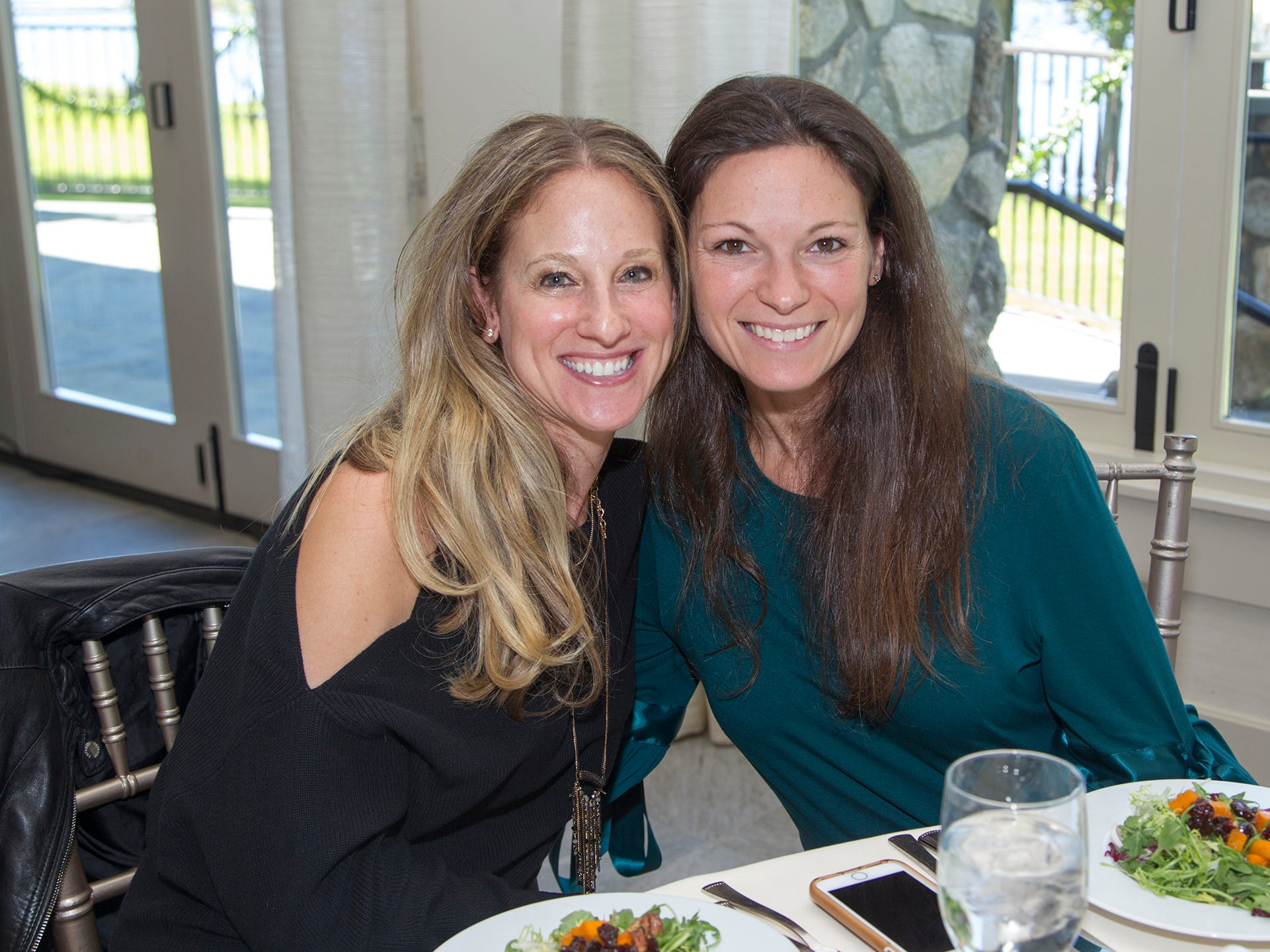 Lauren Gross, Michele Loskant. Spring Lake Toys Foundation held its 3rd annual fundraising gala luncheon at Indian Trail Club in Franklin Lakes. The luncheon fundraiser raises funds for children with illnesses. 10/18/2018