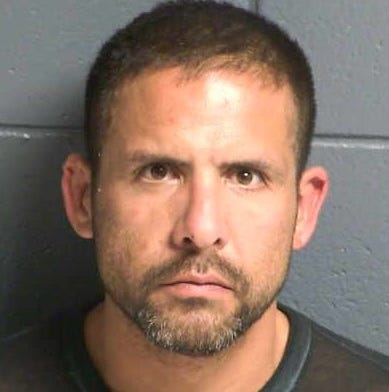 Las Cruces man suspected of pulling gun on neighbor and robbing him
