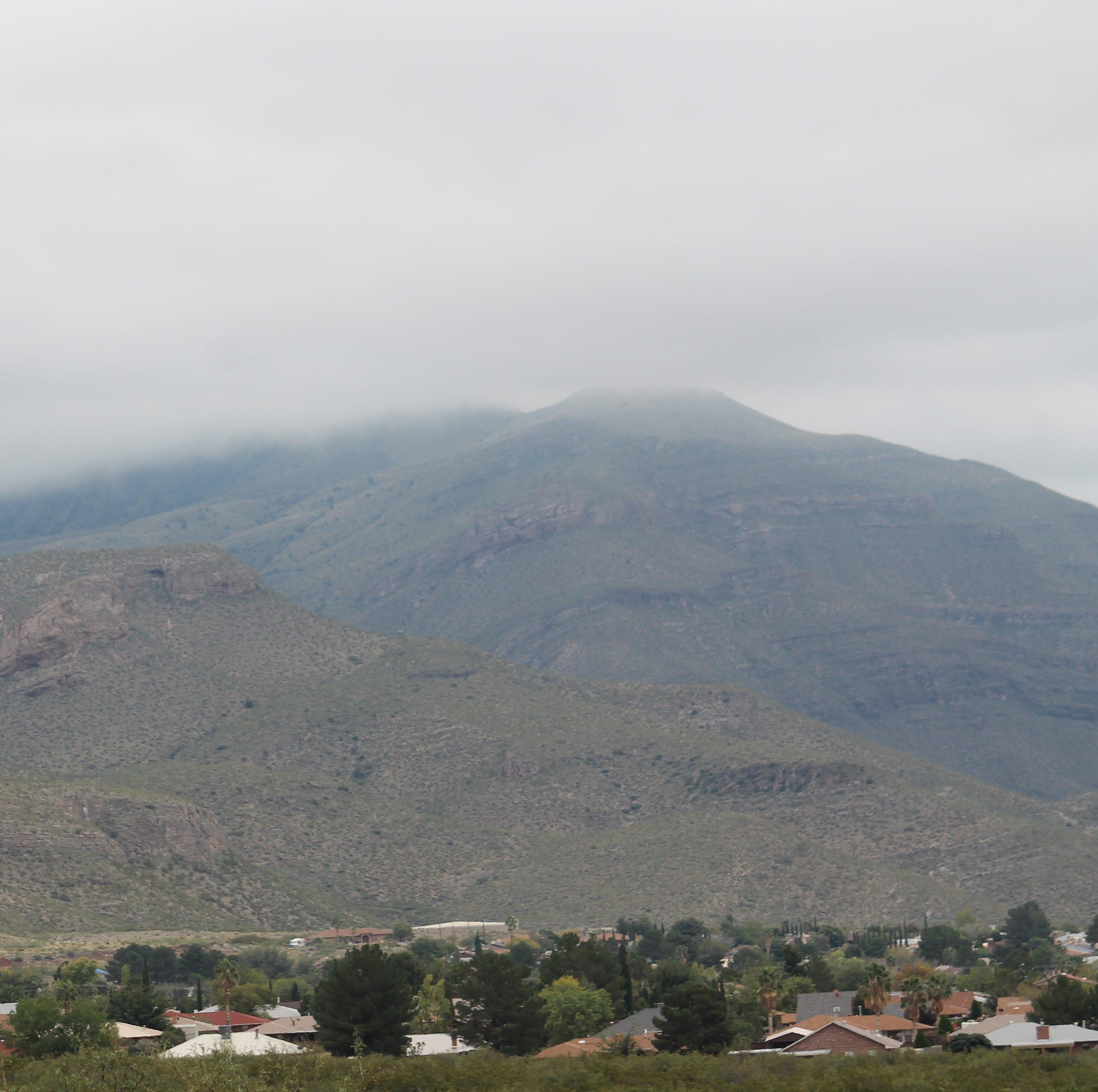 Alamogordo's rainfall above average for October