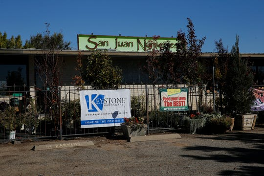 The owner of San Juan Nurseries on East 20th Street in Farmington says he knows access to his business will be restricted during a construction project on the road next year, but he said he supports the city's decision to perform the work.