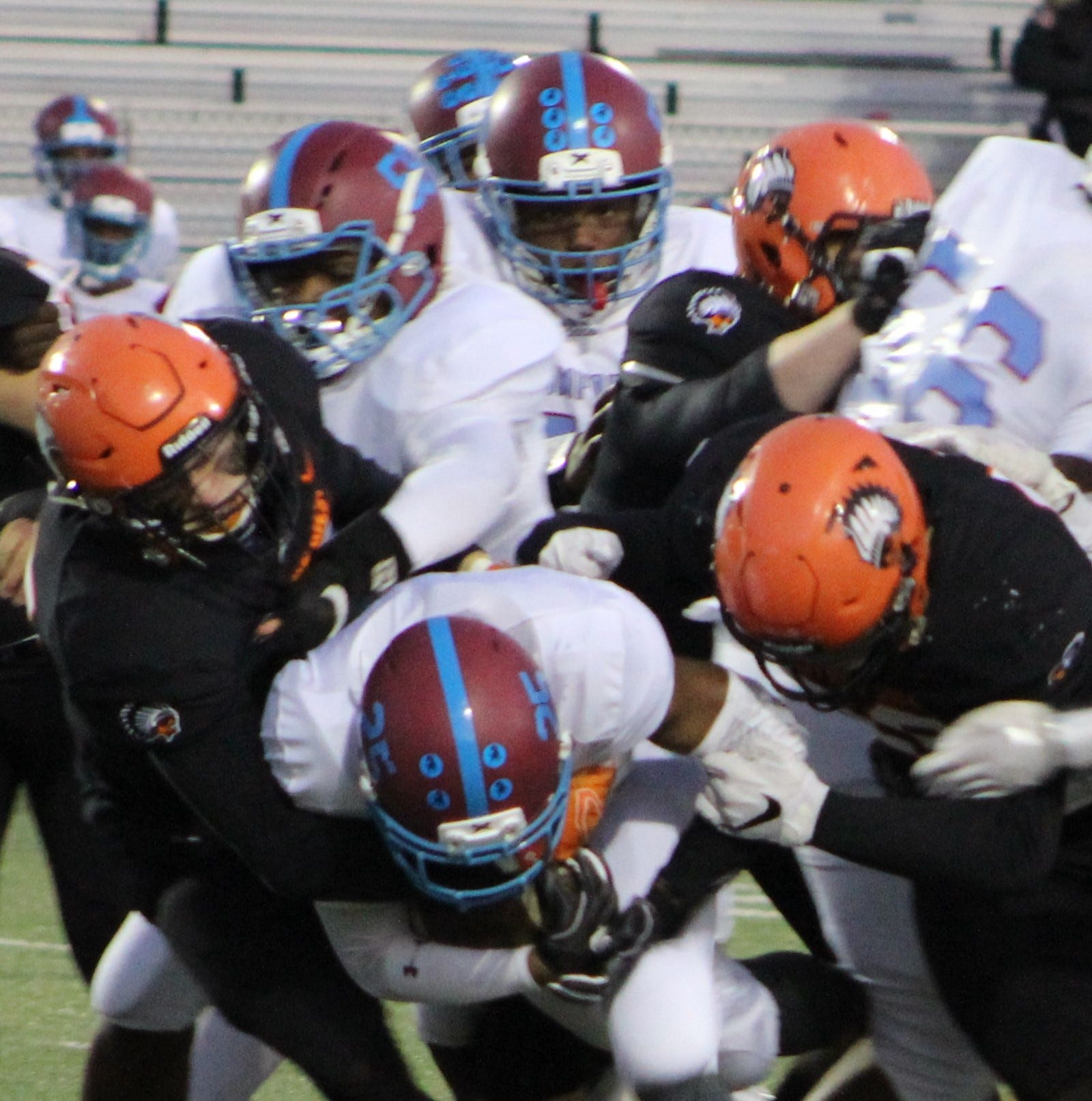 Here's a roundup of all the high school football action for week 9