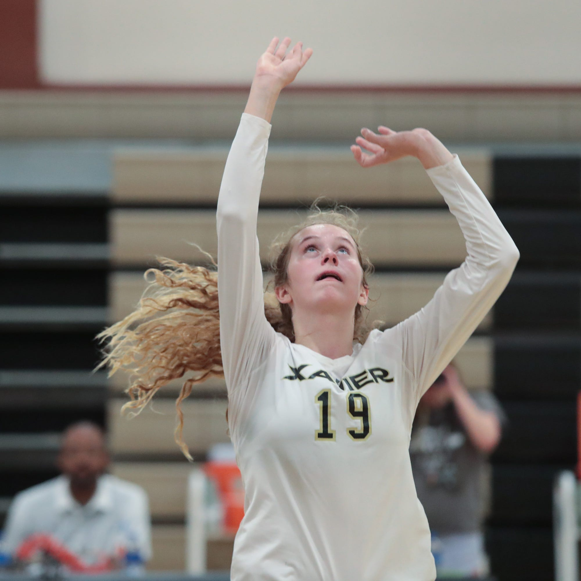 Xavier Prep shakes off early cobwebs to capture CIF-SS volleyball playoff victory
