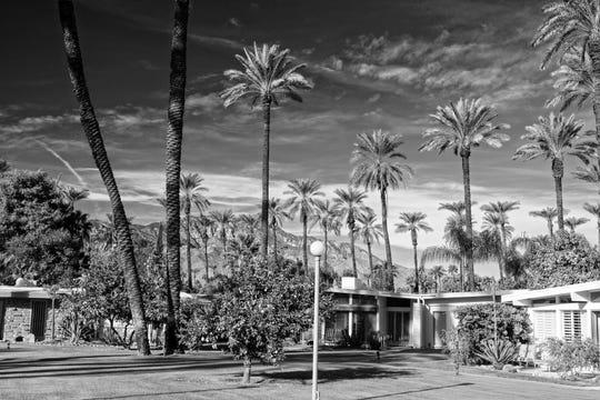 The community area of Tamarisk Ranchos , north of Tamarisk Country Club in Rancho Mirage.