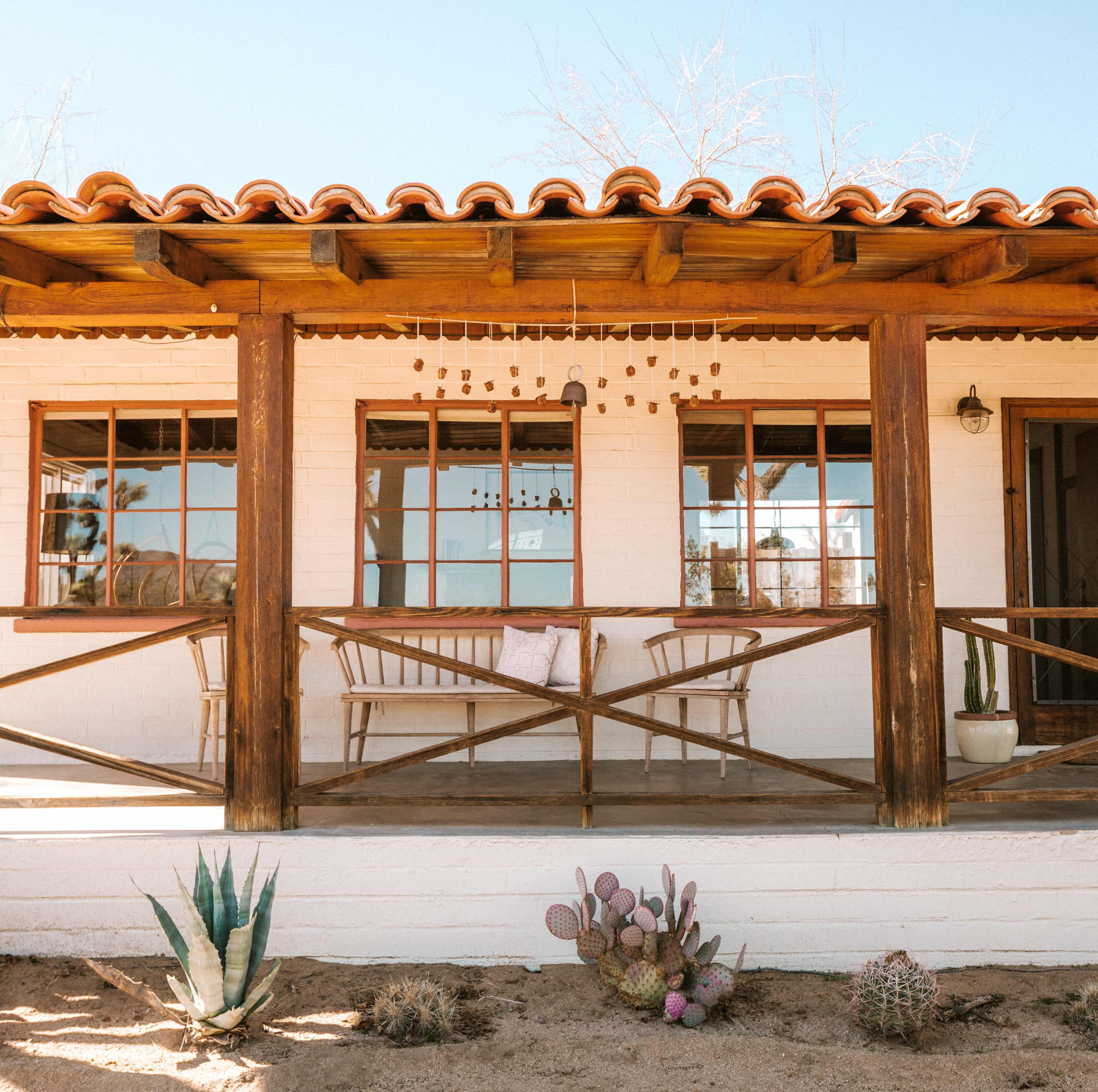 Got cactus wanderlust? Joshua Tree designers share how to bring the desert into your home