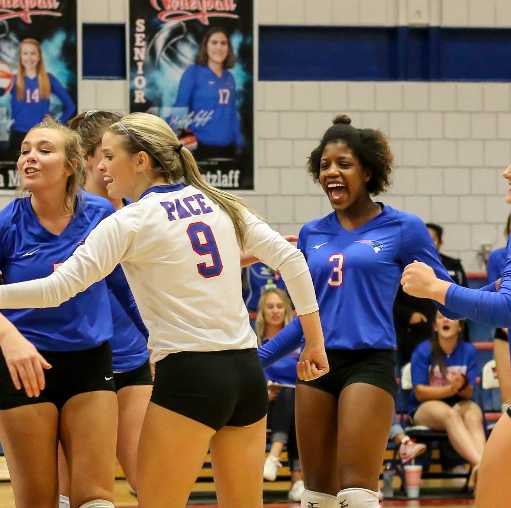 Pace downs Washington to complete consecutive unbeaten district title runs