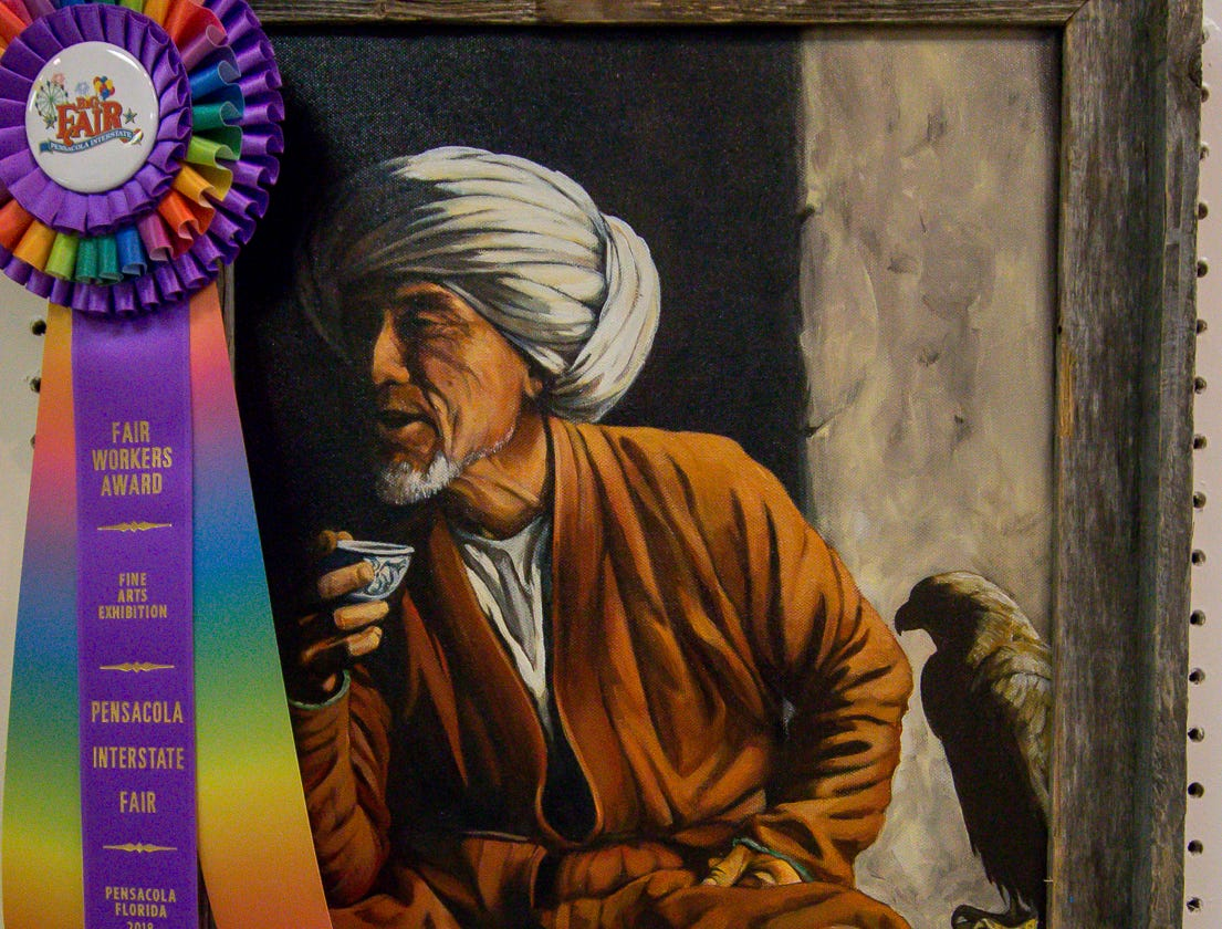 Pensacola Interstate Fair Fine Arts Exhibition puts a spotlight on local artists