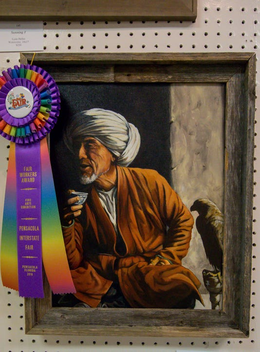 2018 1017 Pensacola Fair Fine Art 10