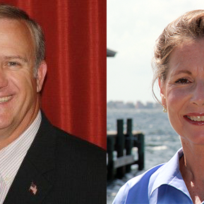Gulf Breeze mayor: Councilman David Landfair faces finance-savvy citizen Patty Burke
