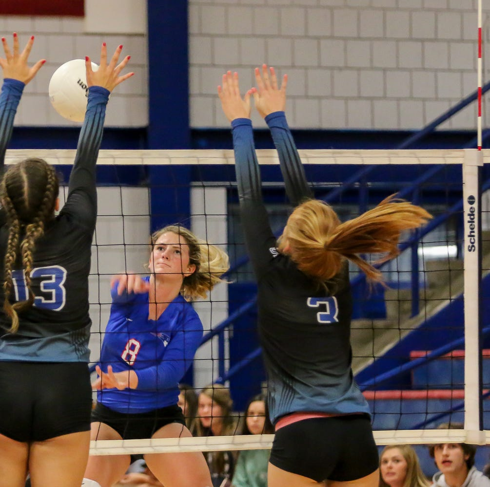 PHOTOS: Pace volleyball wins District 1-7A tournament