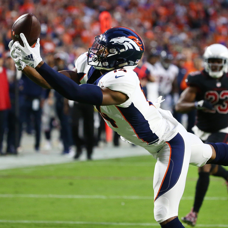 Arizona Cardinals vs. Denver Broncos: Live updates from NFL Week 7