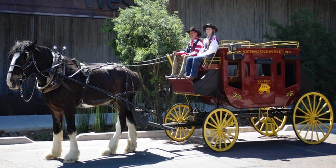 Scottsdale Horse and Carriage will provide free rides through Old Town this Saturday for the start of their 2018 season. Last month, the city asked Scottsdale Horse and Carriage to vacate a city-owned stable by the end of the year.