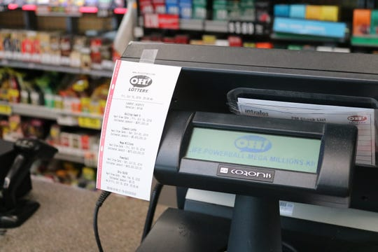 """Lotto fever"" has reached Port Clinton as the Mega Millions jackpot hit $1 billion on Friday, leading to a busy day at the FriendShip Food Store in Port Clinton."