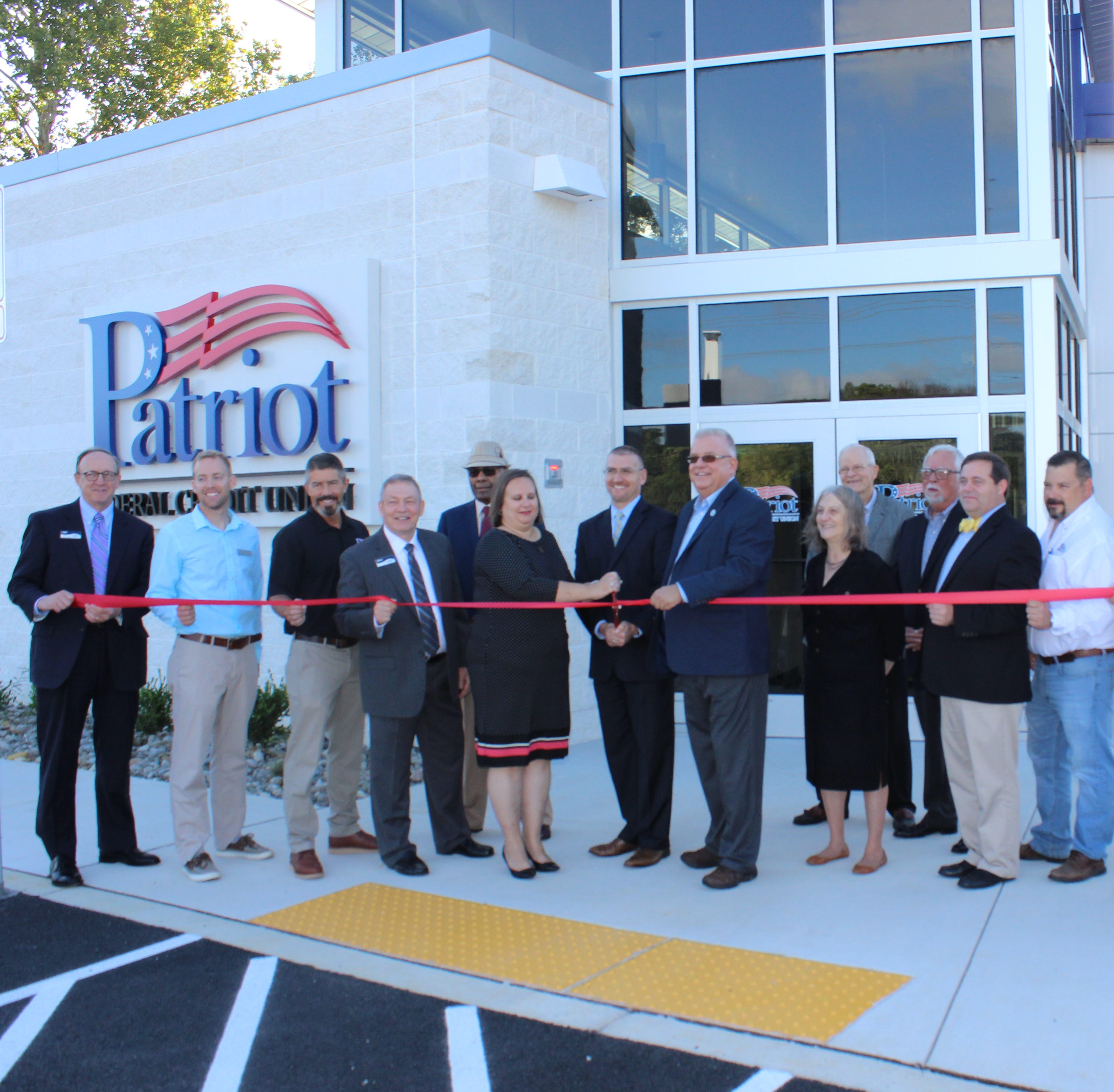 Patriot Federal Credit Union opens ninth location