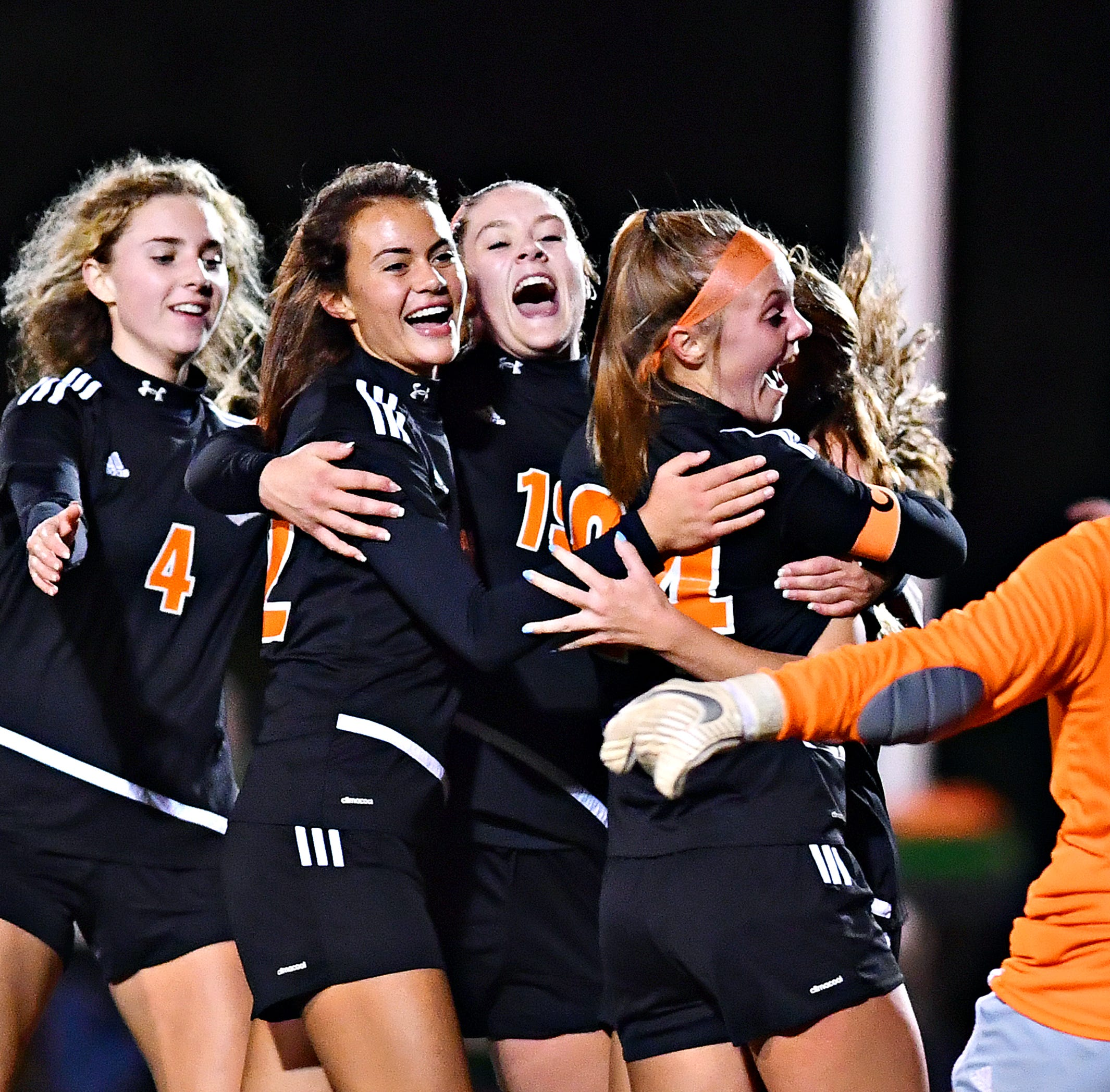 Prep playoff roundup, Thursday, Oct. 18: Central York moves to girls' soccer title match
