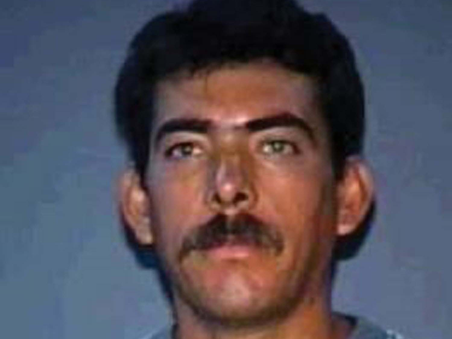 Jorge M. Ramirez, 52, is wanted by the Nevada Department of Public Safety's Investigation Division for possession of a stolen motor vehicle. He is 5 feet 6 inches tall and weighs 140 pounds. He is known to abuse drugs and is possibly armed. He also has ties in California.