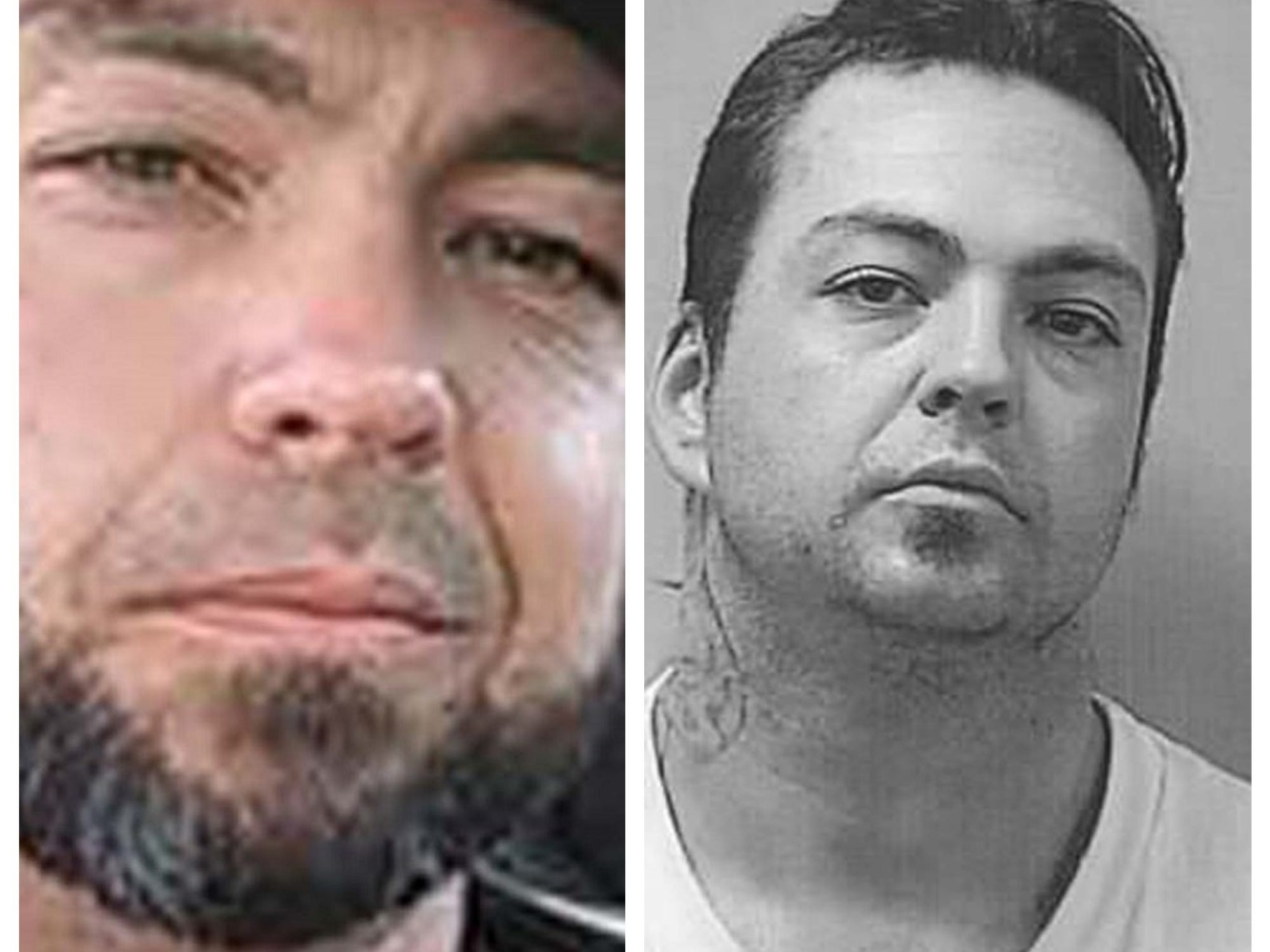 Shane Dewey Hively, 39, is wanted by the Nevada Department of Public Safety's Investigation Division for failing to appear in court for drug-related charges. He is 5 feet 10 inches tall and weighs 210 pounds. he has brown hair and hazel eyes and has multiple tattoos, including a cross on his left arm and a skull on his right calf. He also has a tattoo of Cat in the Hat on his right ankle. He is considered armed and dangerous and has violent tendencies. He is known to abuse drugs and alcohol.