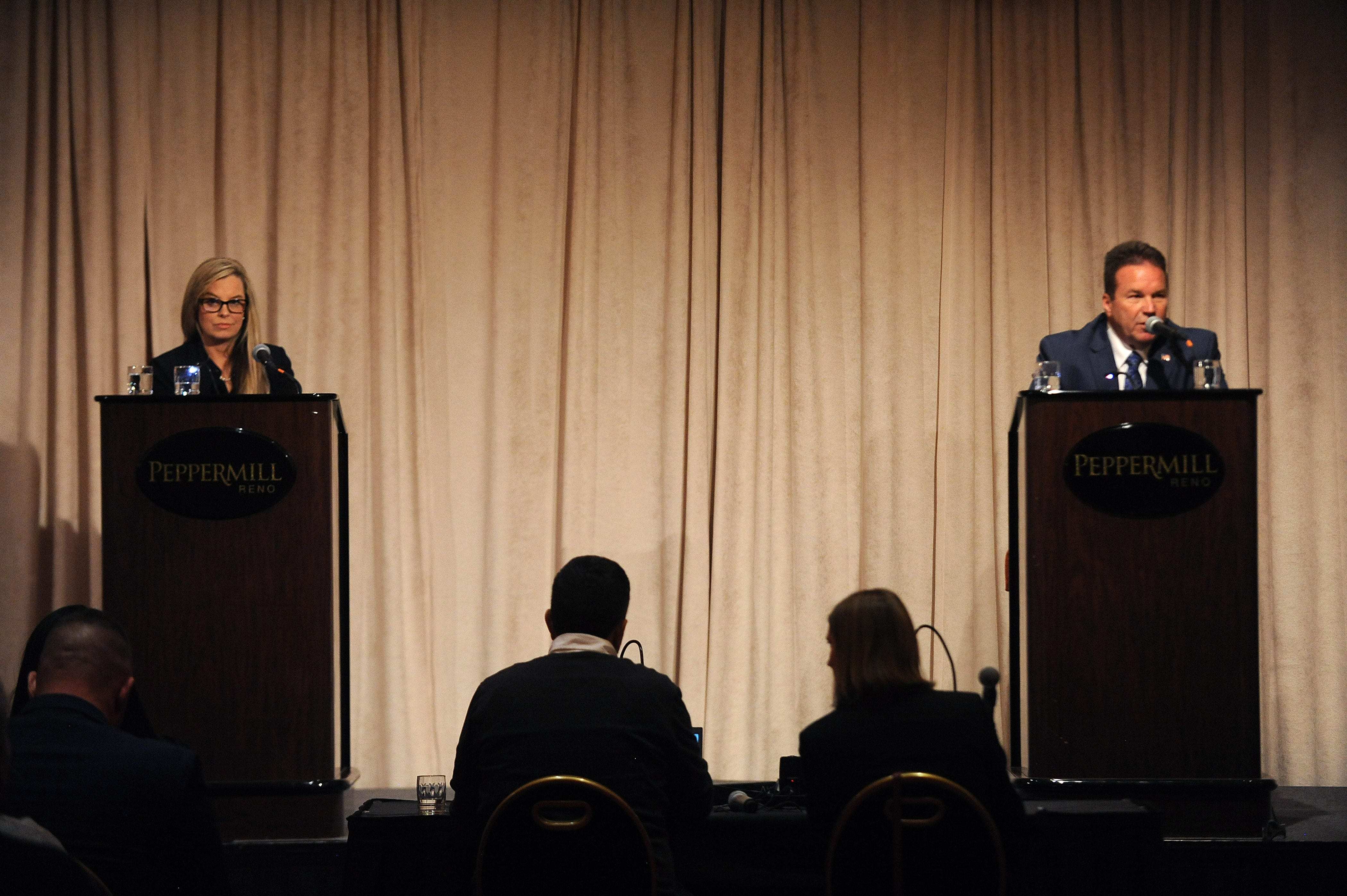 Missed the Reno mayor debate? Here are the top moments from the Schieve, Lorton faceoff | Reno Gazette Journal