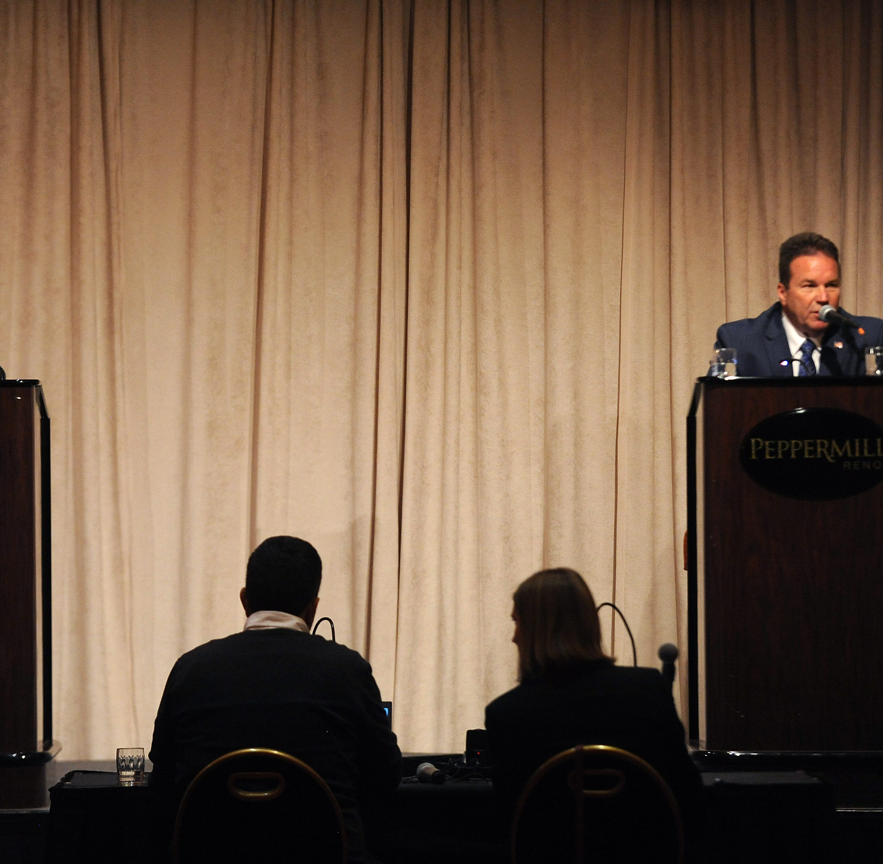 Missed the Reno mayor debate? Here are the top moments from the Schieve, Lorton faceoff