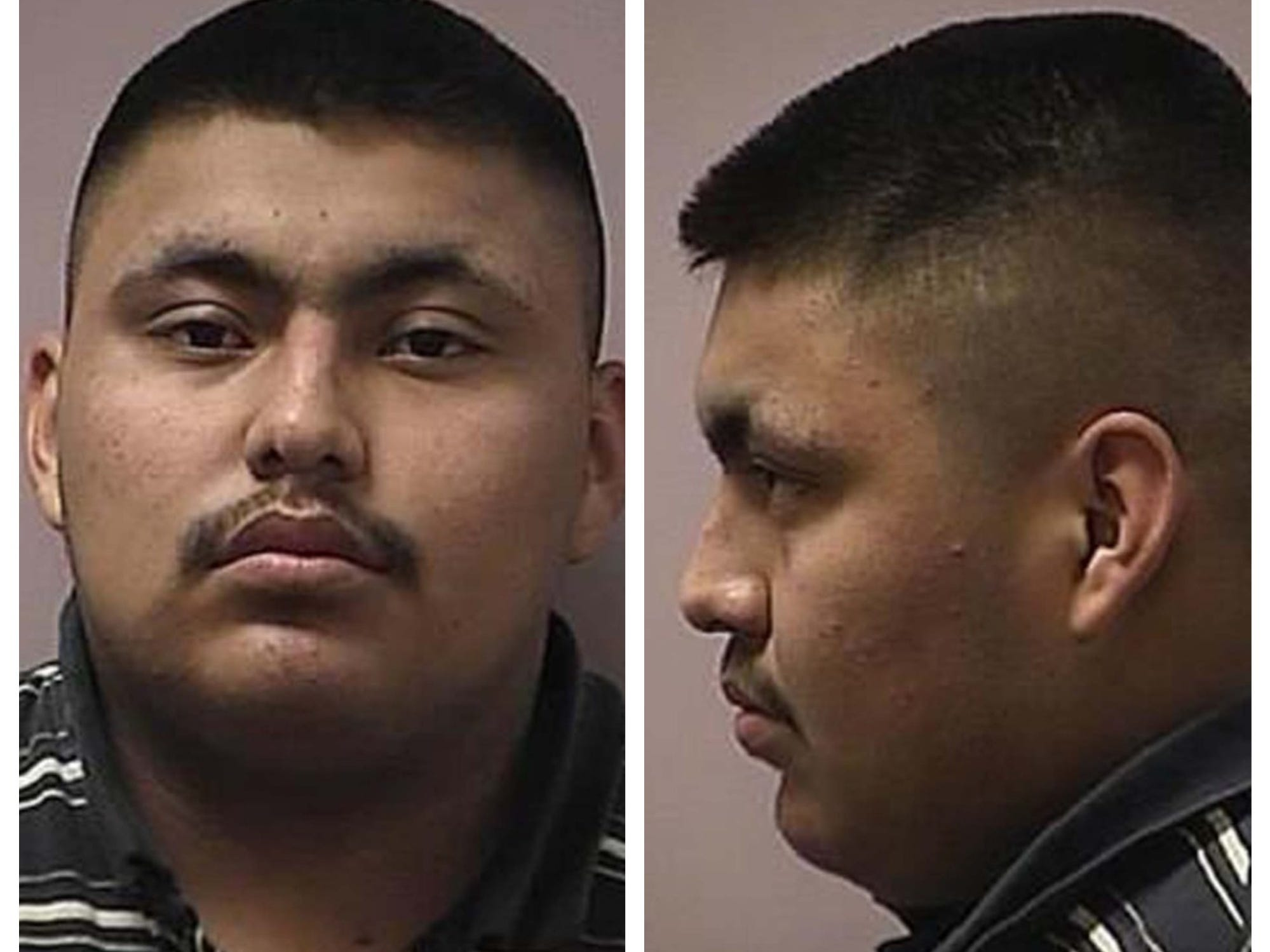 "Edgar Lopez-Avila, 32, is wanted by the Nevada Department of Public Safety's Investigation Division for failing to appear in court for drug-related charges. He was charged with trafficking and transporting heroin. His 5 feet 10 inches-tall and weighs 250 pounds. He has black hair and brown eyes and goes by the name of ""Edgar Avila."""
