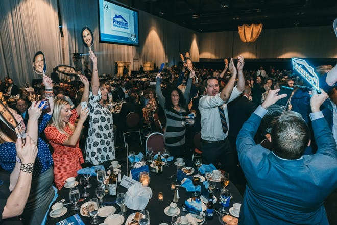 Companies are encouraged to have fun at the dinner.