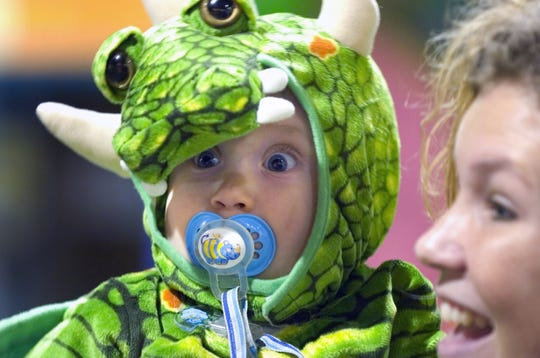 The Strong Museum of Play has a family-friendly Halloween themed event on Oct. 31, 2019.