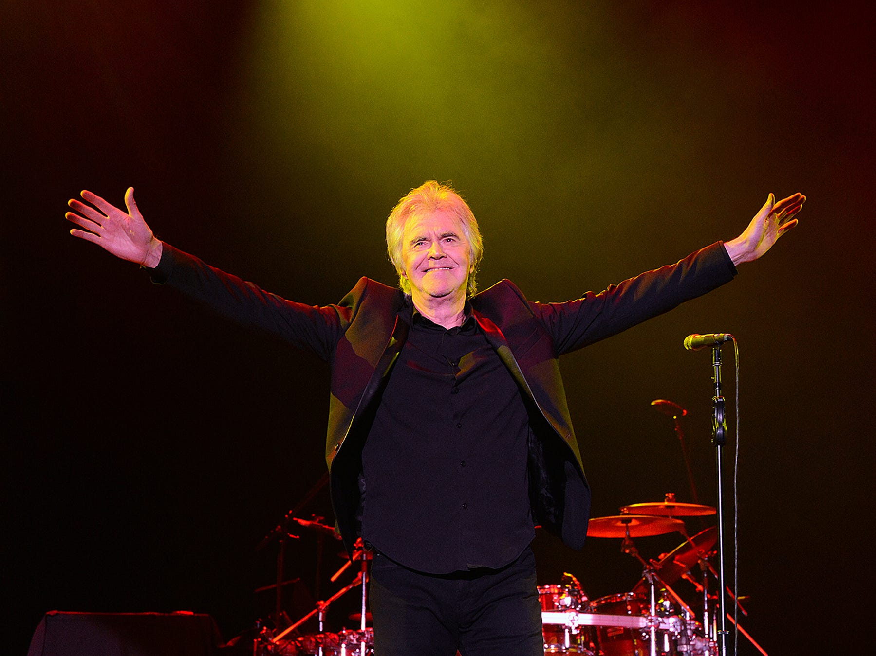 Three Dog Night concert The Orleans Hotel and Casino Showroom in Las Vegas in 2016.