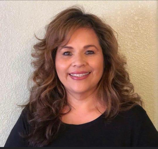EvaMarie Martinez, candidate for SUHSD school board.