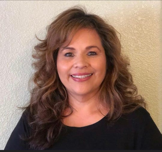 EvaMarie Martinez, candidate for SUHSD school board.