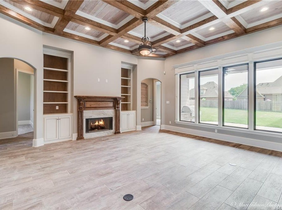 226 Piccadilly Circle,   Bossier City   Price: $468,500  Details: 4 bedrooms, 4 bathrooms, 2,774 square feet  Special features: Featured on Parade of Homes, open concept, coffered ceilings, remote master.   Contact: Opha and Dianne, 458-3253