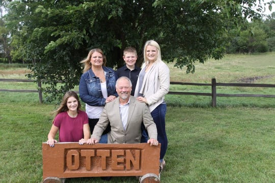Herman Otten is running to represent South Dakota in the Statehouse for District 6.