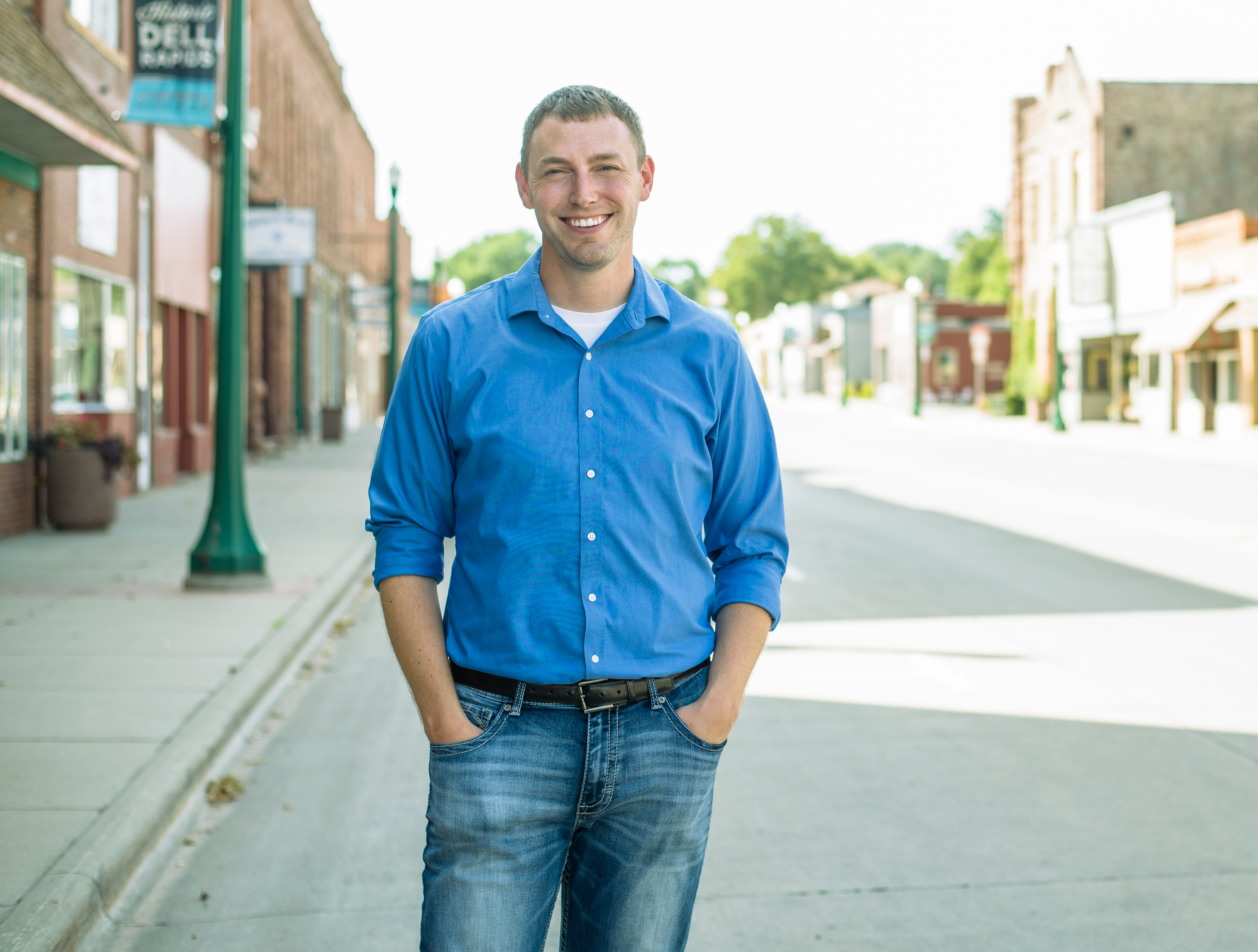Jon Hansen is running to represent District 25 in the South Dakota House of Representatives.