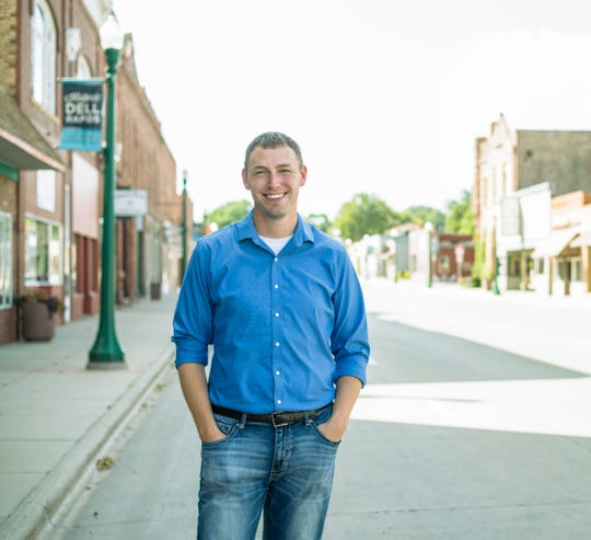 Jon Hansen is running to represent District 25 in the South Dakota House of Representatives.