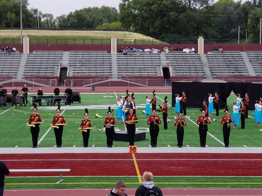 Harrisburg Marching Band