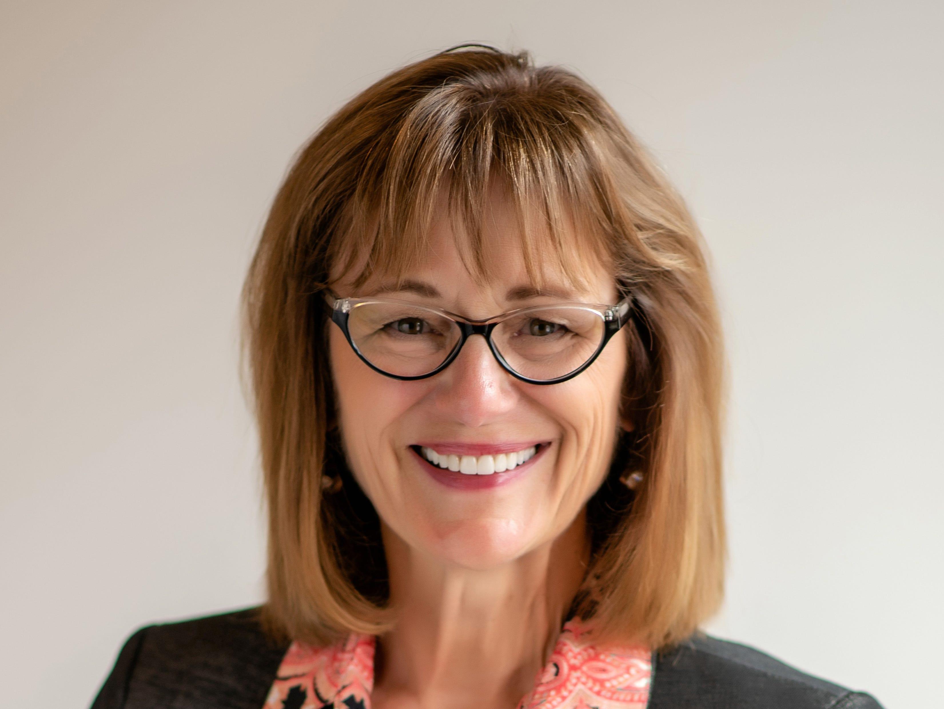 Deb Soholt is running to represent District 14 in the South Dakota Senate.