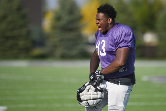 Ricky Powell and the Cougar defense will try to fire up USF when they face Moorhead