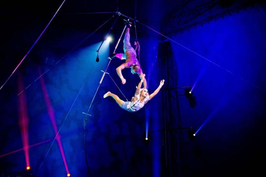 CirqUnique is among Silver Dollar City's new live entertainment being offered in 2019. The park is adding $2 million in new shows, officials said.