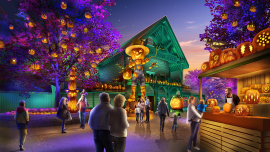The Harvest Festival, featuring Craft Days and Pumpkin Nights, is new at Silver Dollar City starting Sept. 25.