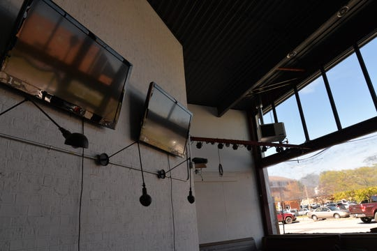 Heritage on Main Street in Waynesboro is set to open in November after renovations that began in July. The patio has been enclosed and will be heated and cooled — and more TVs have been added.