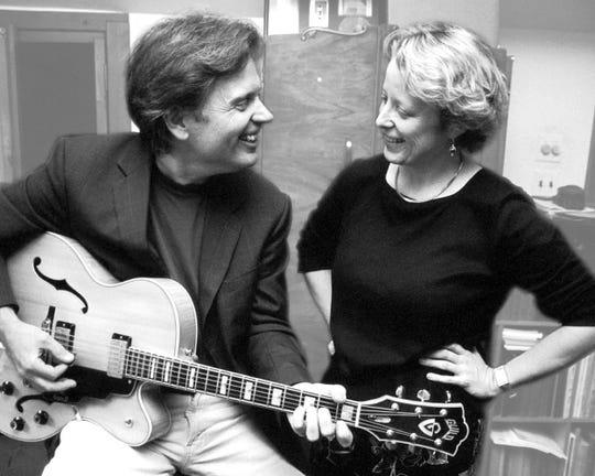 Bert Carlson and Jennifer Kirkland