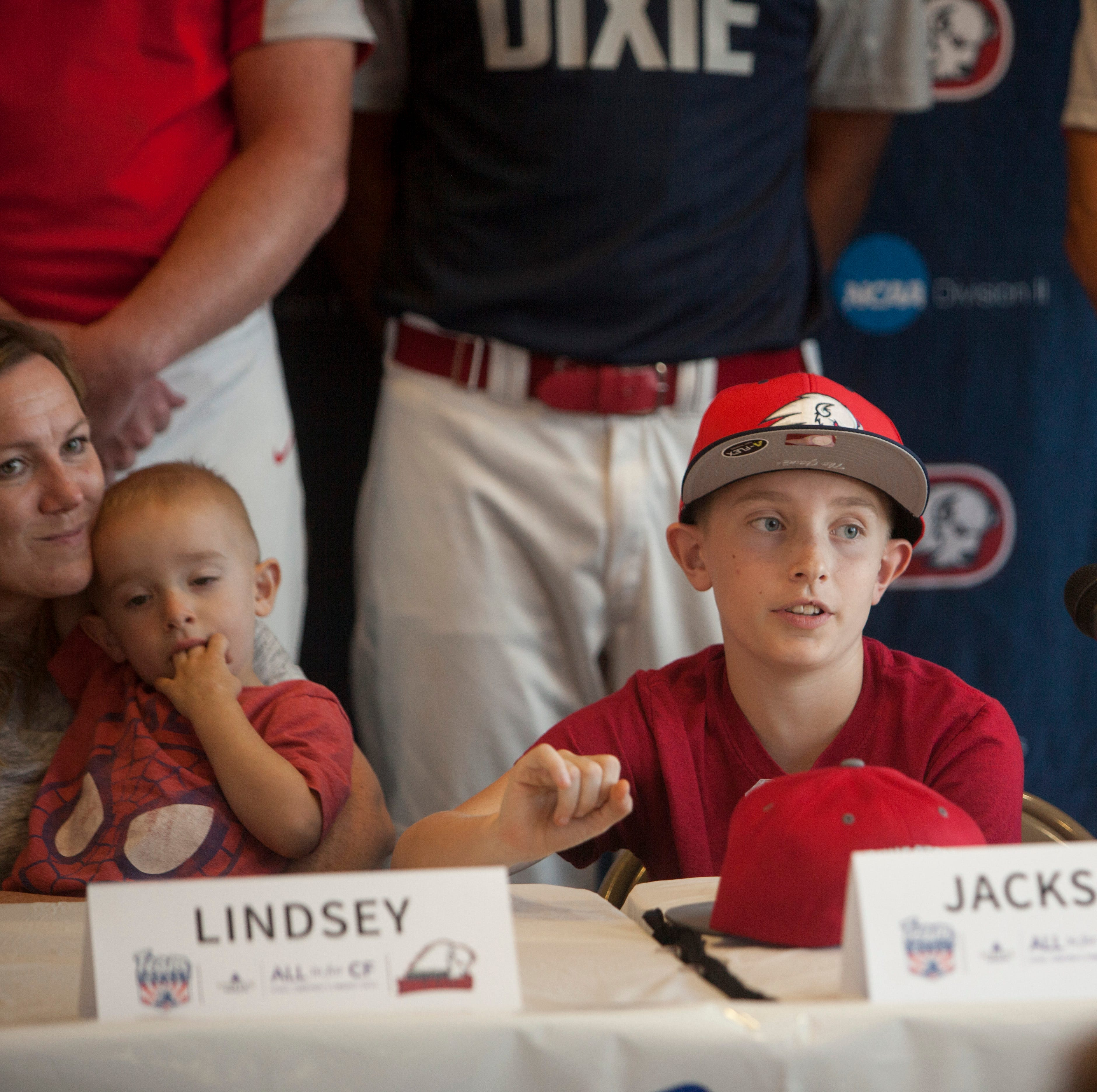Dixie State baseball signs 11-year-old with cystic fibrosis
