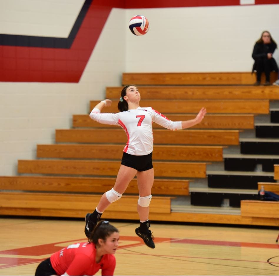 High school volleyball: Pacelli serves up a Division  3 regional final berth